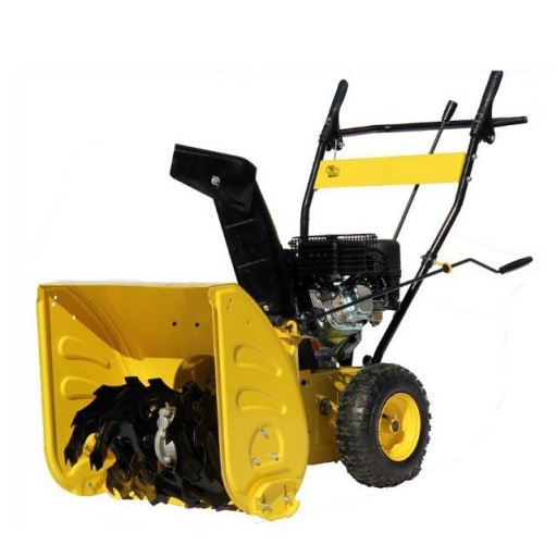 Schneefräse mit 7 PS Motor