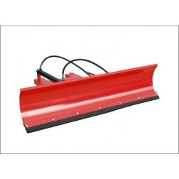 Gabelstapler-Radlader-Schneeschild hydraulisch schwenkbar Größe von 100 bis 200 cm
