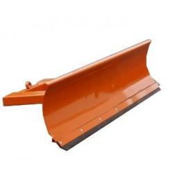 Universal-Räumschild für Gabelstapler und Radlader, nicht verstellbar. Größe 100 bis 200 cm